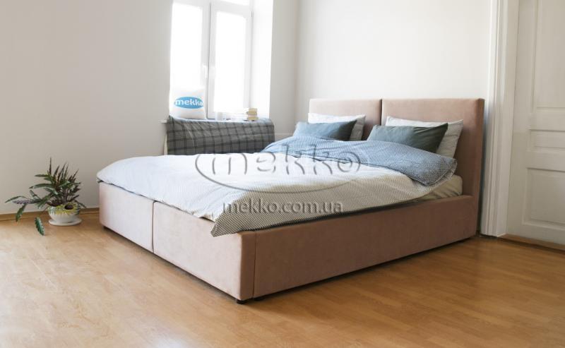 М'яке ліжко Enzo (Ензо) фабрика Мекко  Бобровиця