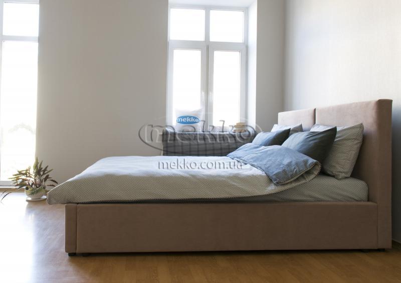 М'яке ліжко Enzo (Ензо) фабрика Мекко  Бобровиця-2