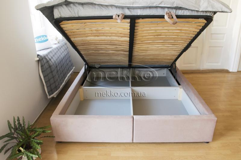 М'яке ліжко Enzo (Ензо) фабрика Мекко  Бобровиця-5