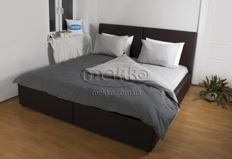 М'яке ліжко Enzo (Ензо) фабрика Мекко  Бобровиця-9