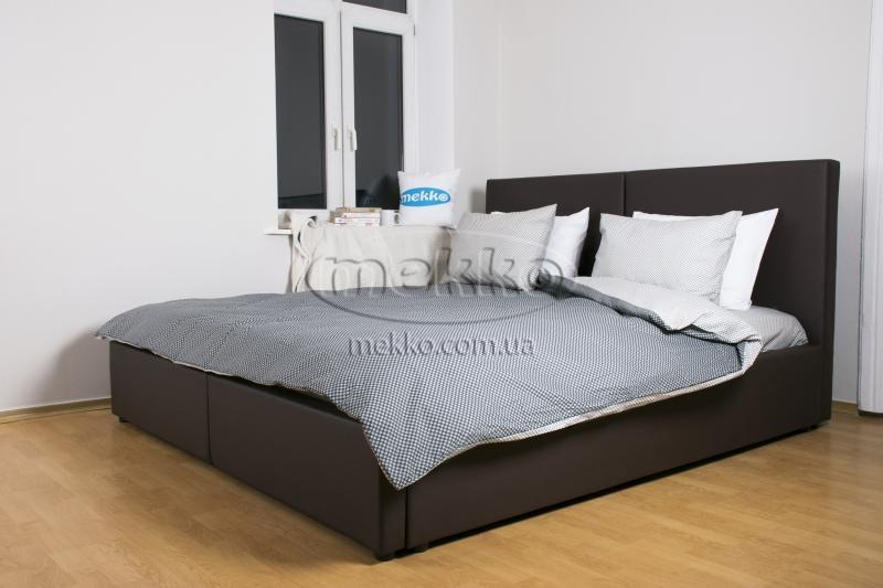 М'яке ліжко Enzo (Ензо) фабрика Мекко  Бобровиця-7
